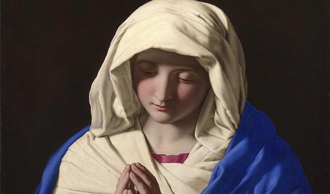 ¿Conoces la 7 visitas de la Virgen María a la humanidad?