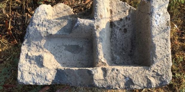 Arqueólogos creen haber encontrado el templo que fue construido sobre la casa de los Apóstoles Pedro y Andrés en Betsaida