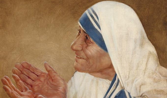 Las diez oraciones más bellas de la Madre Teresa de Calcuta