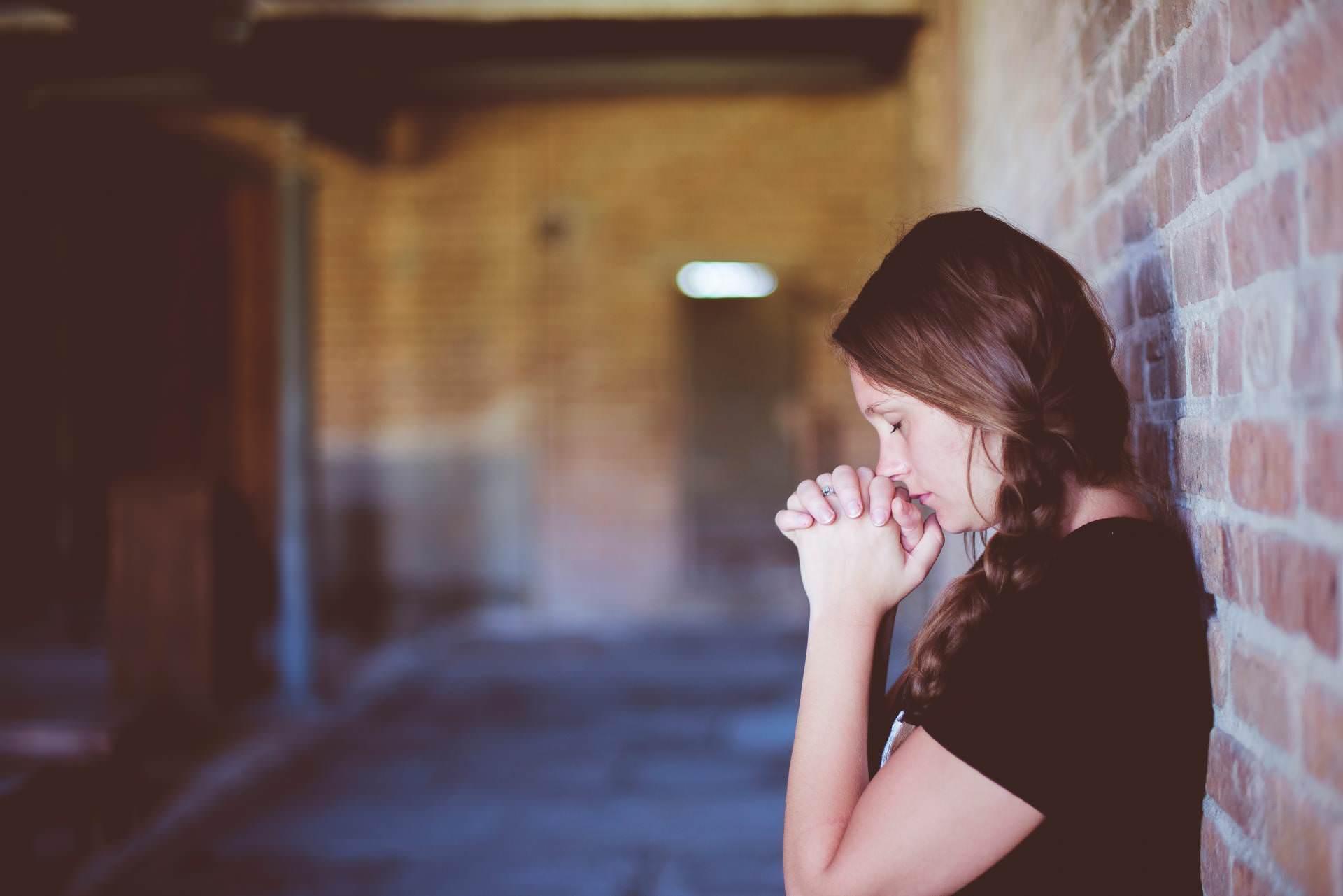 Oración para liberarte del miedo y de la angustia
