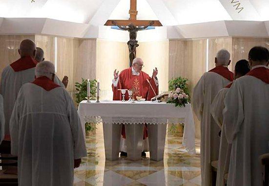 El Papa anima a cultivar el patriotismo en la oración y rezar por los gobernantes