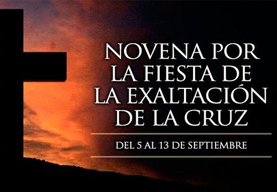 Inicia con Mater Mundi la novena por la Fiesta de la exaltación de la Cruz