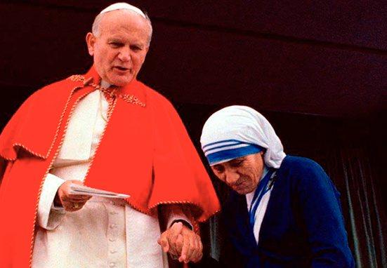 Así Fue El Día Más Feliz De La Madre Teresa De Calcuta