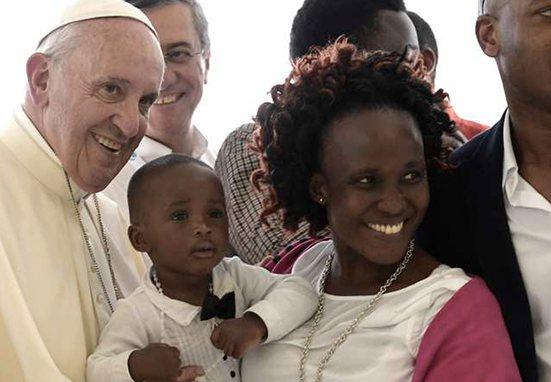 Esta es la Iglesia que el Papa Francisco encontrará en su nuevo viaje a África
