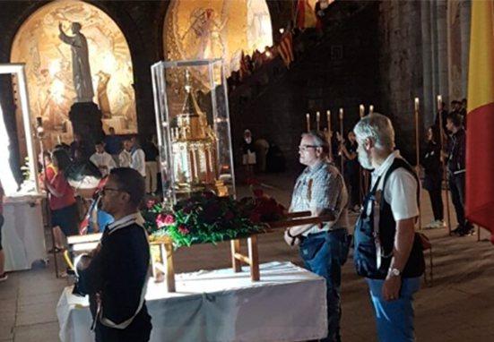 Llegan a España las reliquias de Santa Bernardita. Permanecerán en el país hasta el 15 de diciembre