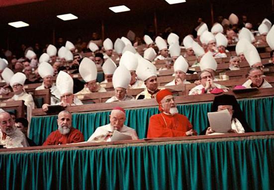 Un día como hoy San Juan XXIII inauguró el Concilio Vaticano II