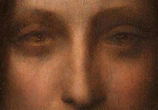 Conoce la imagen de Jesús que fue pintada por Leonardo Da Vinci