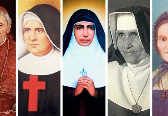 Los 5 nuevos santos que serán canonizados este domingo: un ex anglicano y 4 mujeres
