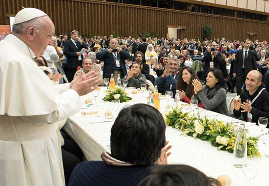 Así se celebrará en Roma la Jornada Mundial de los Pobres 2019