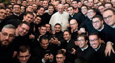 jovenes seminaristas