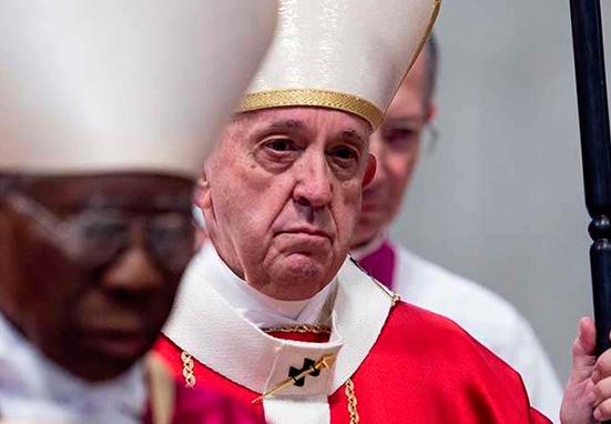 """Papa Francisco: """"No hemos nacido para la muerte, sino para la resurrección"""""""