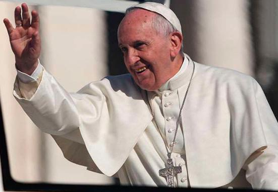 Papa Francisco: Urge un sistema económico justo