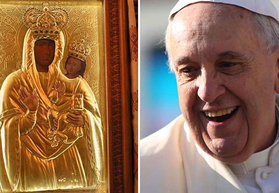 Papa Francisco reza todos los días a esta advocación de la Virgen María