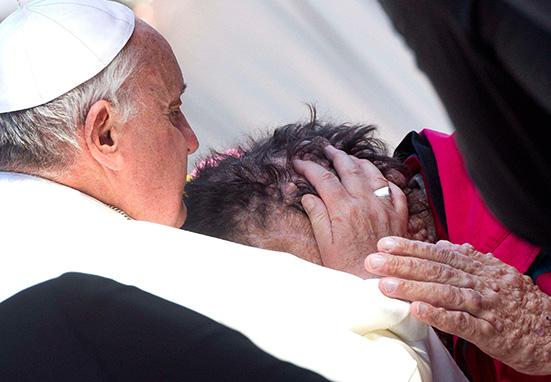 Mensaje del Papa Francisco por el Día Mundial de las Personas con Discapacidad
