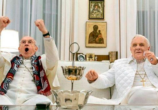 """El Obispo Munilla califica de """"muy injusta"""" la película de Netflix """"Los dos papas"""""""