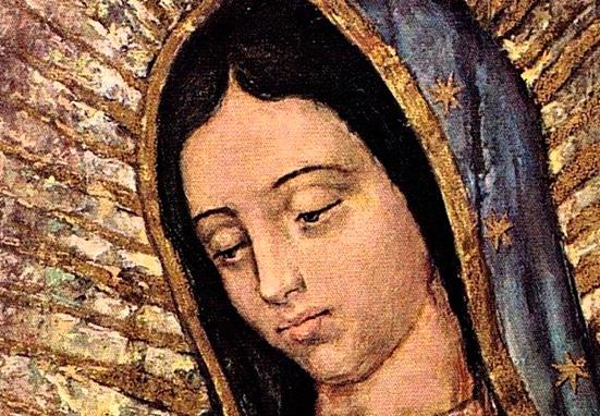 Oración a Nuestra Señora de Guadalupe