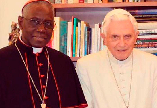 Benedicto XVI y Cardenal Sarah publican libro sobre el celibato sacerdotal