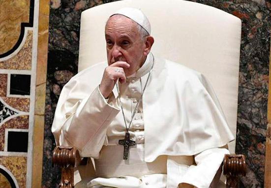 Discurso del Papa Francisco al Cuerpo Diplomático acreditado ante la Santa Sede
