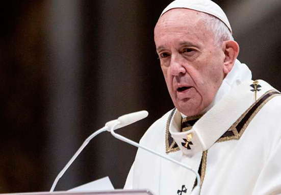 Vaticano recuerda posición del Papa Francisco sobre celibato sacerdotal